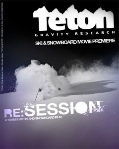 RE-SESSION, la nouvelle production TGR